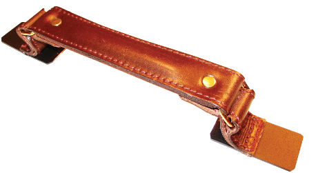 Leatherette Handle